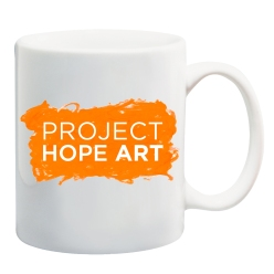 HOPE Art Mug centered