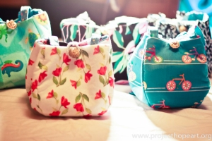 Homemade Bags